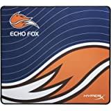 HyperX Fury S Echofox Edition - Pro Gaming Mouse Pad, Cloth Surface Optimized for Precision, Stitched Anti-Fray Edges, Large 450x400x4mm (HW-MP2L-1P)