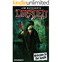 Jim Butcher's The Dresden Files: Welcome to the Jungle (Jim Butcher's The Dresden Files: Complete Series)