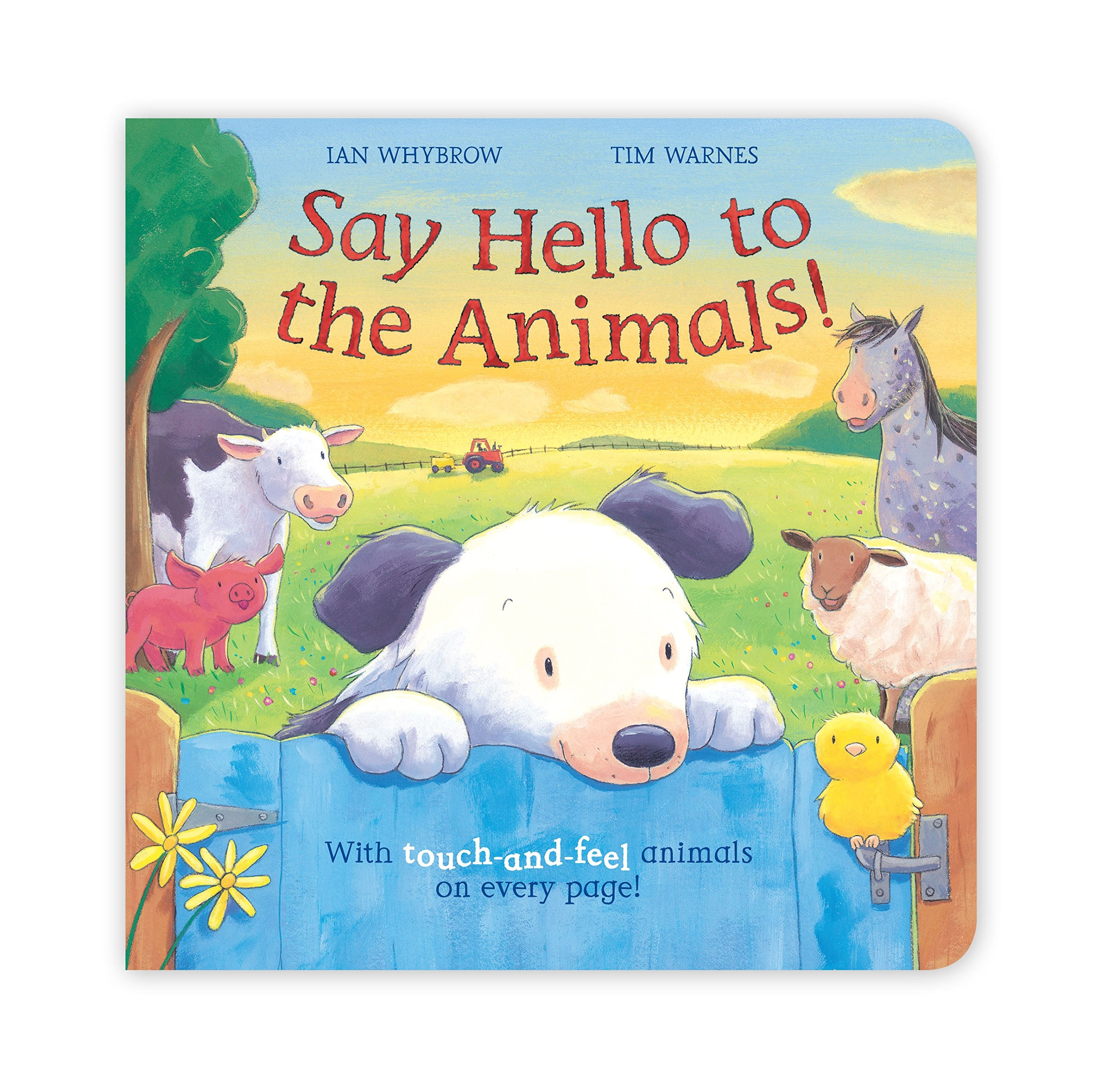 Read Online Say Hello to the Animals pdf
