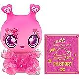 Goo Goo Galaxy - Pink Blink Goo Drop Doll, 5.5 inch Small Doll with Squishy Goo Filled Light-up Body