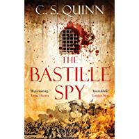 The Bastille Spy: For fans of C.J. Sansom and S.G. MacLean, a thrilling mystery set during the French Revolution (A Revolution Spy series) (English Edition)