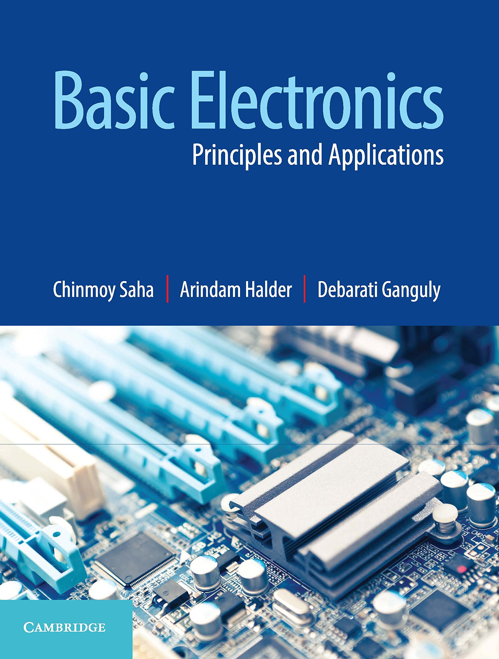 Buy Basic Electronics: Principles and Applications Book