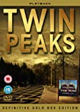 Twin Peaks - Definitive Gold Box Edition [DVD] (Slimline Packaging) [1990]