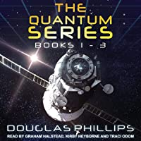 The Quantum Series, Books 1 - 3