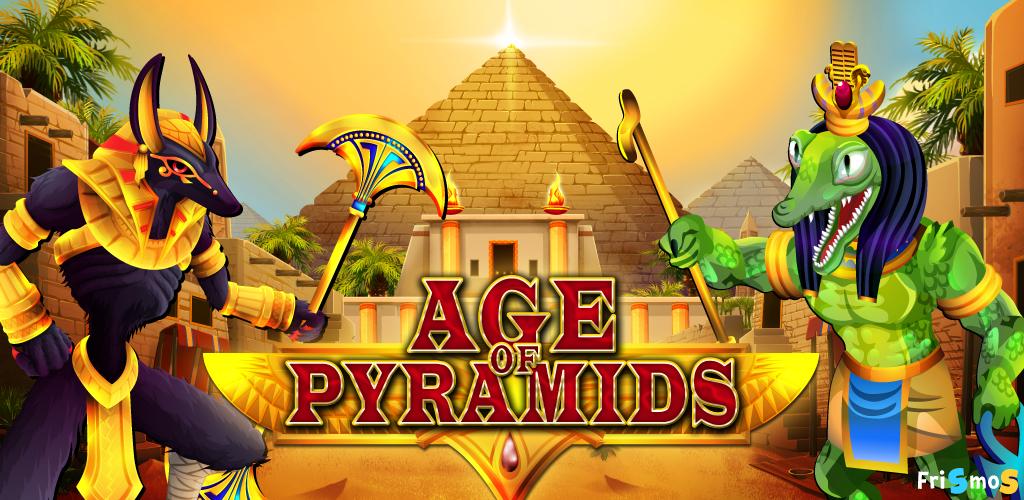 Pyramids Of Egypt Game
