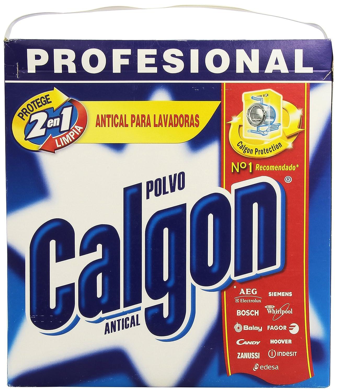 Calgon Polvo antical Profesional - 4000 gr: Amazon.es: Industria ...