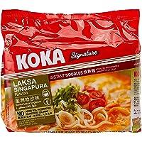 Koka Signature Laksa Singapure, 90g (Pack of 5)
