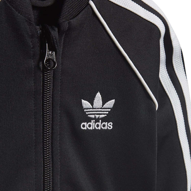 a5b3e0838186 Amazon.com  adidas Originals Baby Boys  Originals Superstar Tracksuit   Clothing