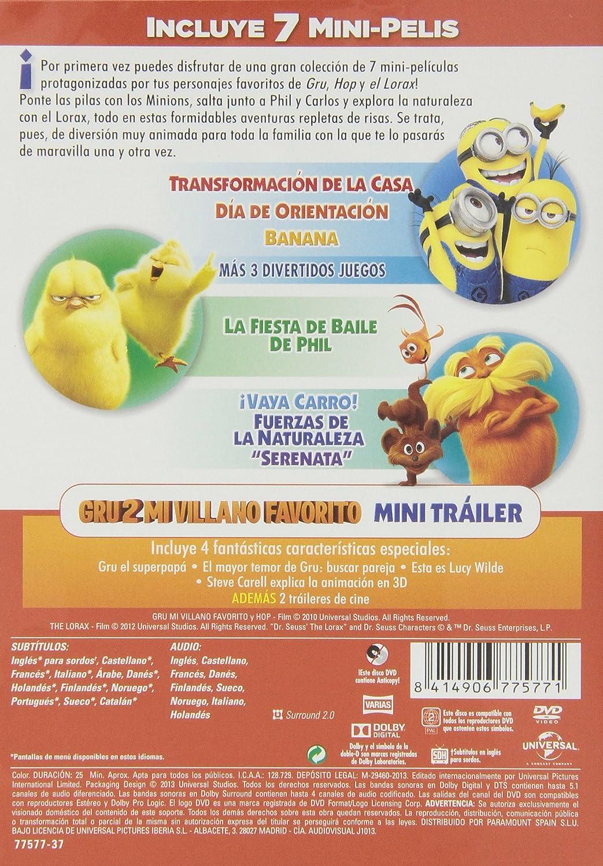 Amazon.com: Colección Mini Películas (Import Movie) (European Format - Zone 2) (2013) Varios: Movies & TV