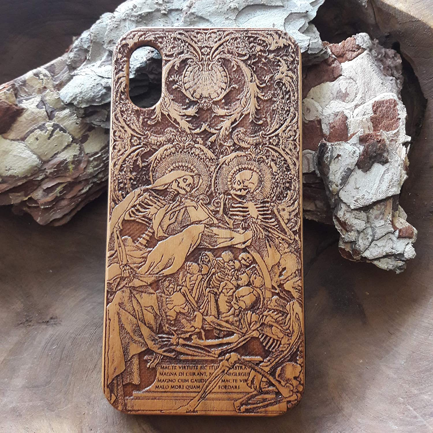 8//7 Samsung Galaxy Note 9 S10Souls Samsung Galaxy S8 Plus Horror Phone Case for iPhone XR//XS Max//X 6 Unique Dark Art by Engravers Dungeon S9 6S Plus Case