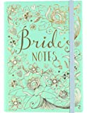 Rachel Ellen Bride's Notes - Duck Egg Blue - A6 Notebook For Carrying in Your Handbag - Matches The Wedding Planner, multicolour