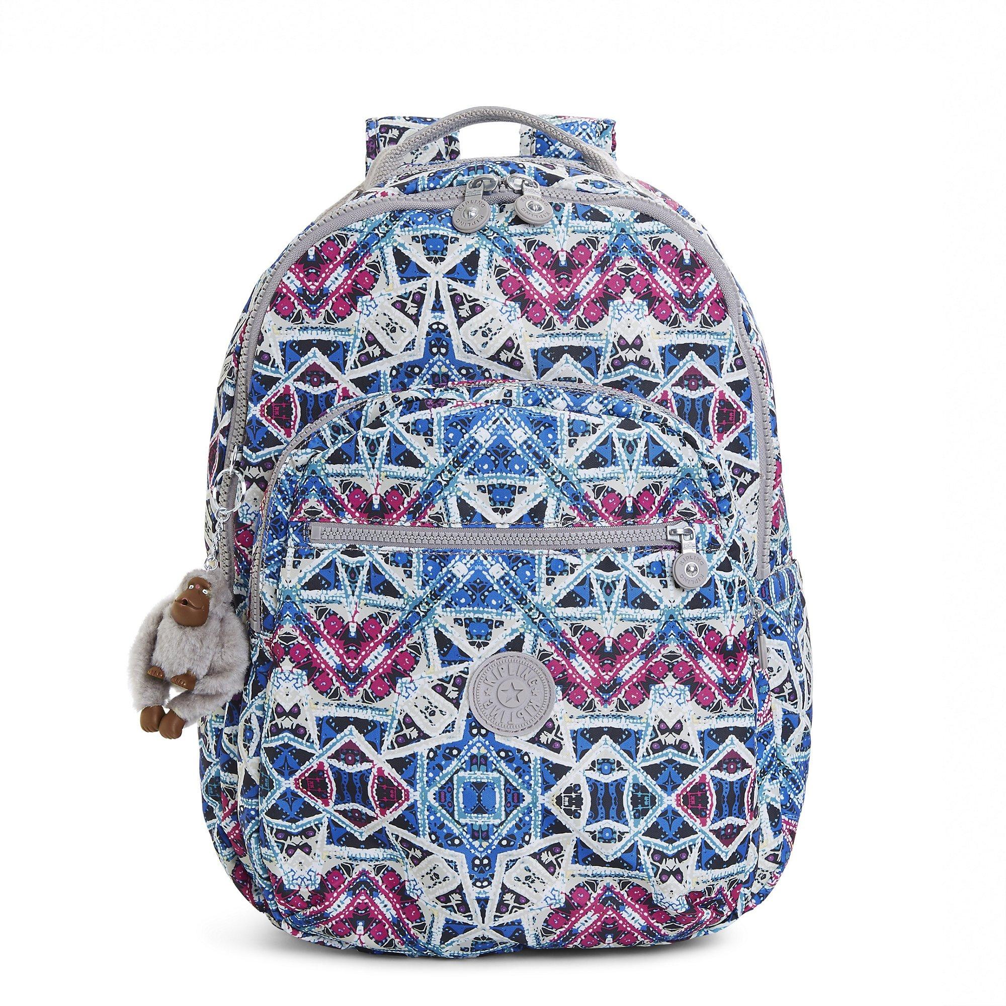 Seoul L Solid Laptop Backpack, Brightside Sky