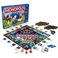 Monopoly Gamer Sonic The Hedgehog Edition Board Game Deals
