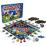 Monopoly Hasbro Gaming Sonic Gamer