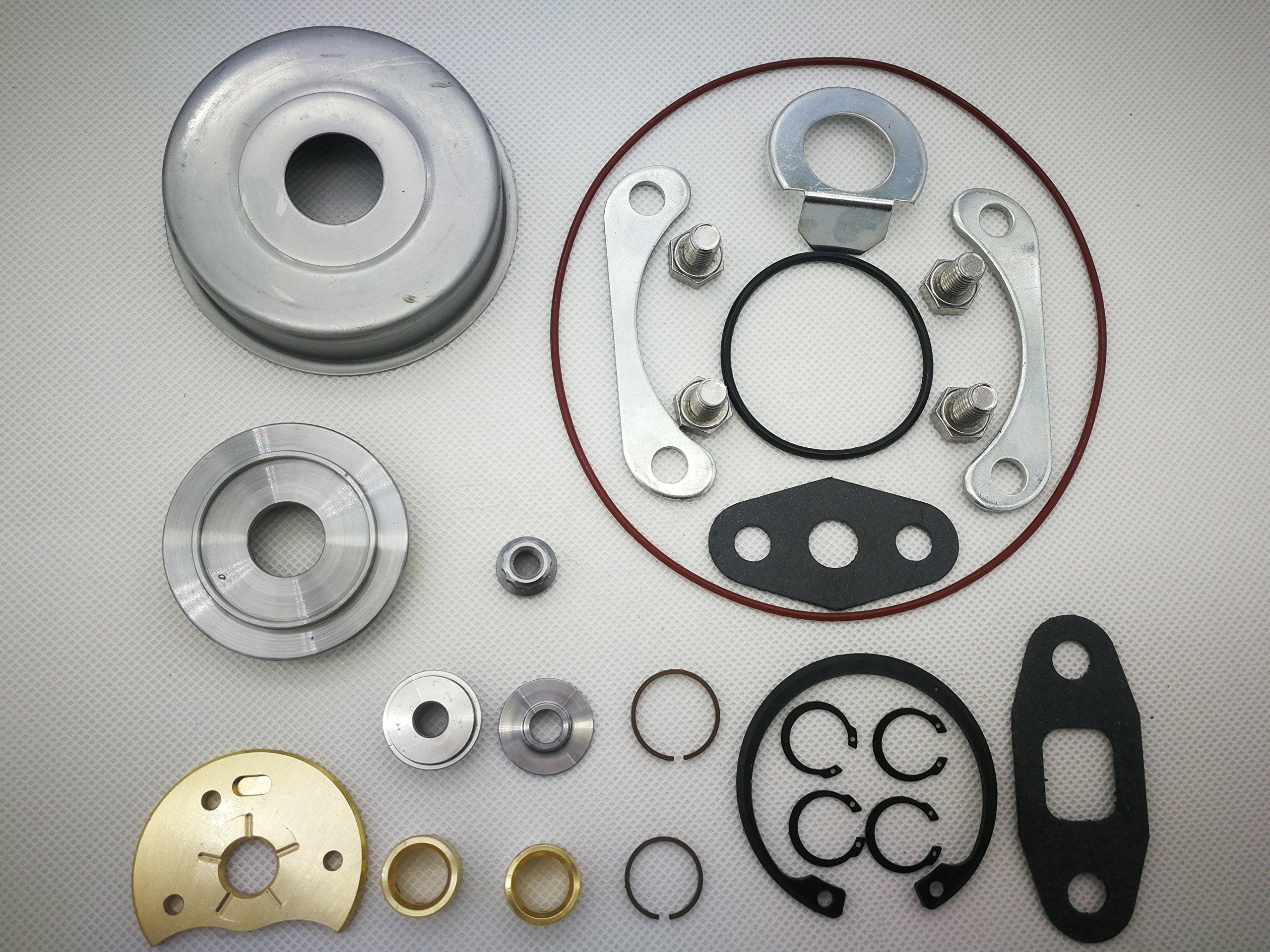 CW Cummins Turbo Turbocharger Rebuild Kit for Holset HX35 HX35W HY35 HX40 HE351