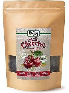 Biojoy Cerezas Secas BÍO | cerezas dulces cuidadosamente desecadas sin hueso |…