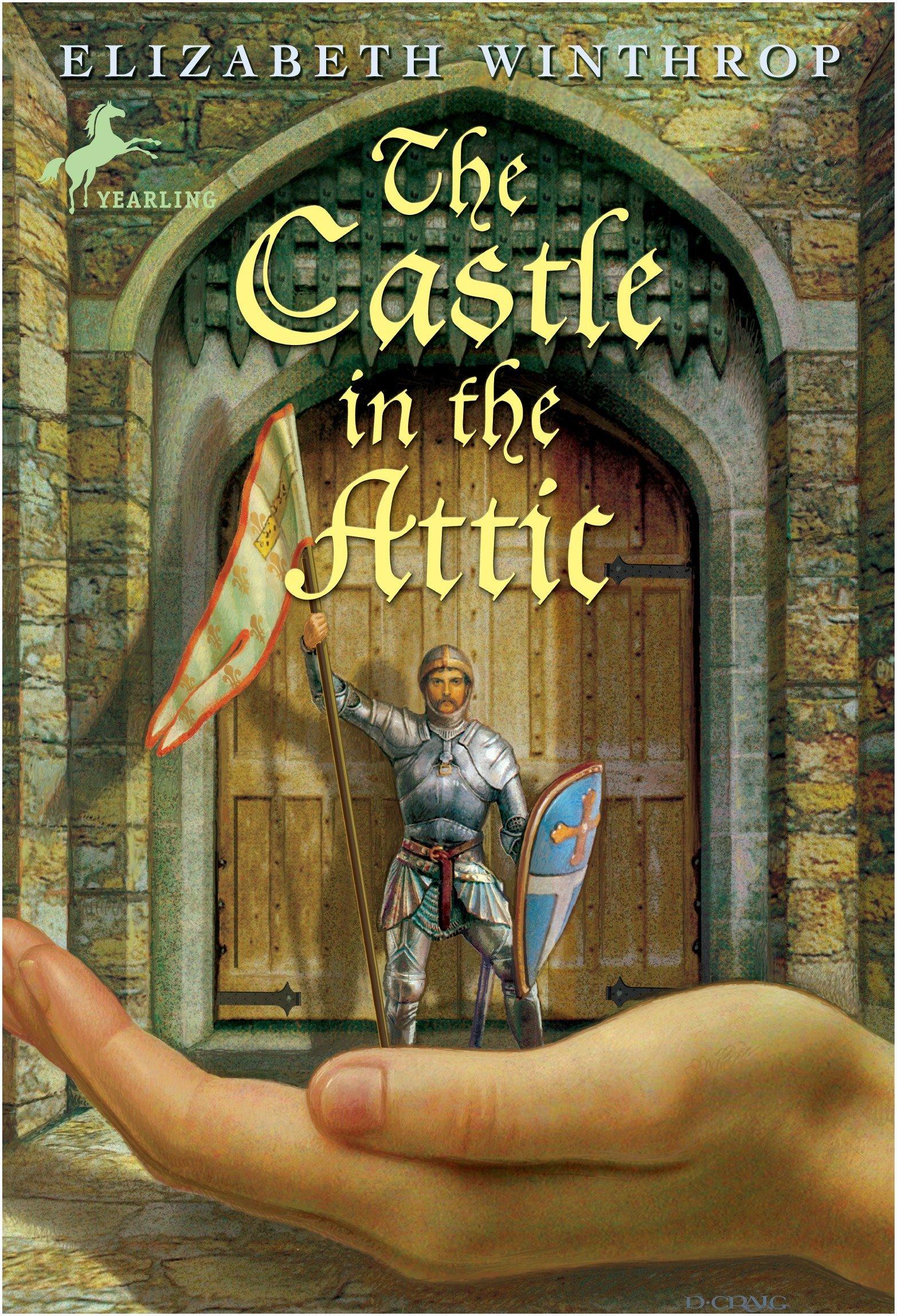 castle in the attic comprehension questions