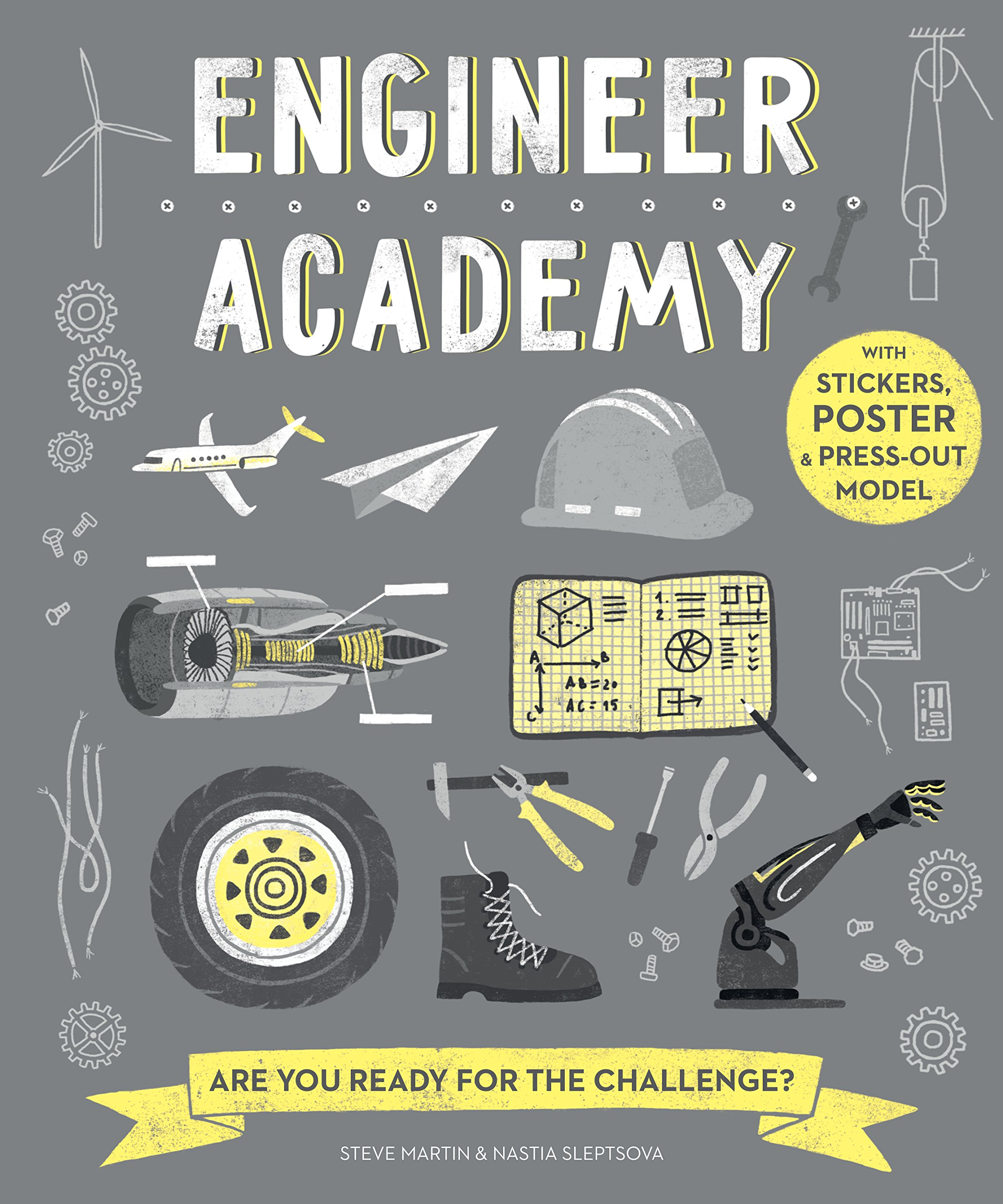 Engineer academy are you ready for the challenge steve martin engineer academy are you ready for the challenge steve martin 9781782404460 amazon books magicingreecefo Choice Image