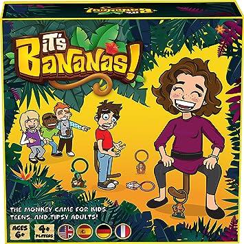 Es Bananas! The Monkey Juego para niños, Adolescentes y Adultos ...