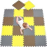 meiqicool Alfombra puzle para Niños Bebe Infantil 1