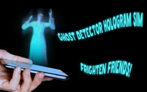 Ghost Detector Hologram Sim by Tower Of Flower