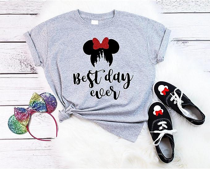 Amazon.com: Best Day Ever Disney Shirt Most Expensive Day Ever Disney Shirt Family Vacation Shirts Couple Disney Shirts Disney Shirt for Women: Clothing