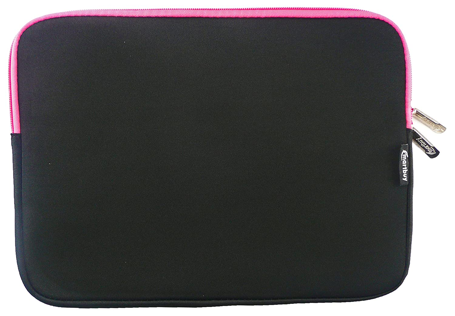 Emartbuy Black//Red 12.5-14 Inch Water Resistant Neoprene Soft Zip Case Cover Sleeve With Red Interior /& Zip suitable for Dell Latitude 7480 14 Inch Laptop