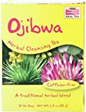 NOW Foods Ojibwa Herbal Cleansing Tea , 24-Count