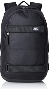 bfc2ca782f772e Amazon.com  Nike SB RPM Solid Backpack Black Black  Sports   Outdoors