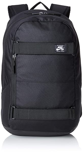 c888ea9341b9 Nike SB Running 945 Black Polyester Men s Backpack  Amazon.in  Bags ...