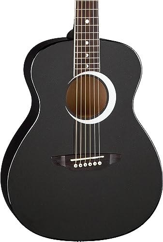 Luna Aurora Borealis 3/4 Acoustic Guitar