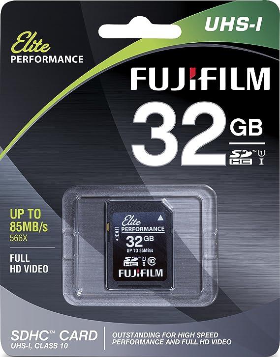 2 Pack Fujifilm FinePix T510 Digital Camera Memory Card 2 x 32GB Secure Digital High Capacity SDHC Memory Cards