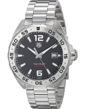 1622bf39499 TAG Heuer Men's WAZ1112.BA0875 Formula 1 Stainless Steel Watch
