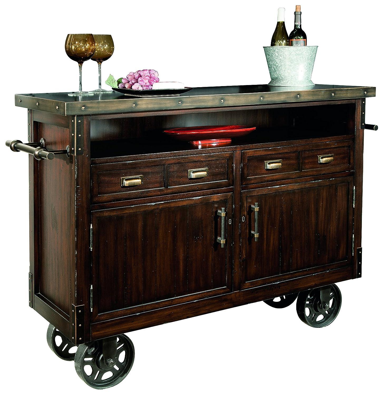 Amazon Howard Miller Barrow Wine and Bar Storage Console