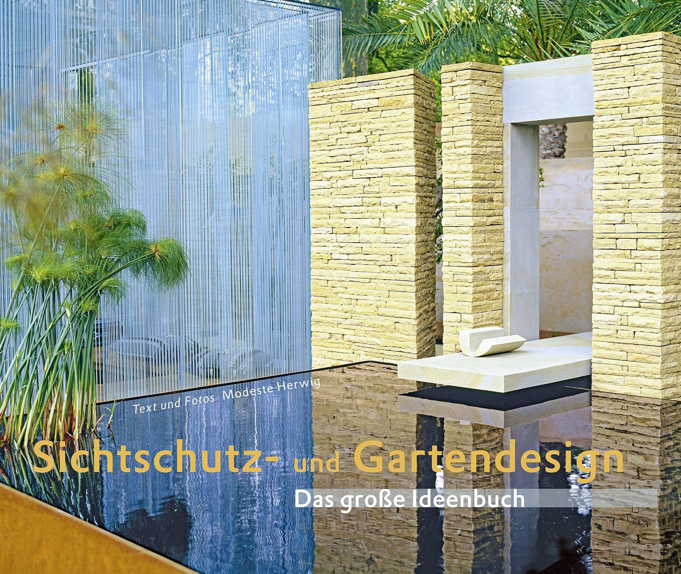 Sichtschutz und Gartendesign Garten und Ideenbücher BJVV