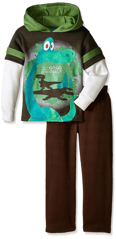 Disney Boys 2 Piece The Good Dinosaur Fleece Set Disney Boys 2-7 3PU6508