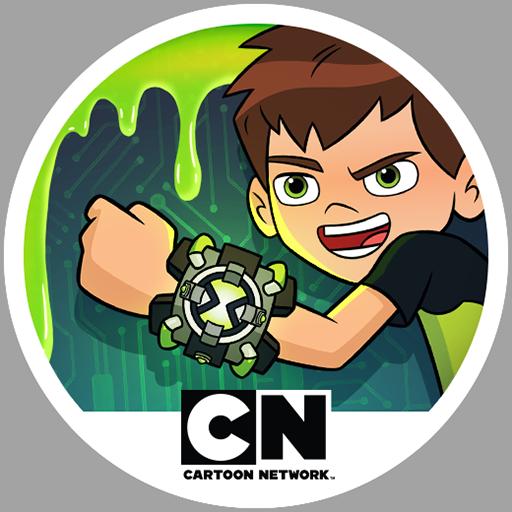 Super Slime Ben - Ben 10 from Cartoon Network