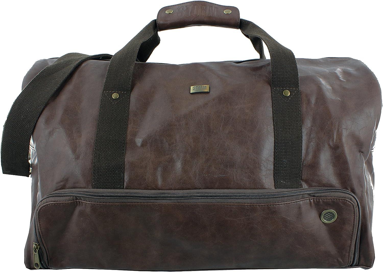 Storm Mens Norton Top-Handle Bag