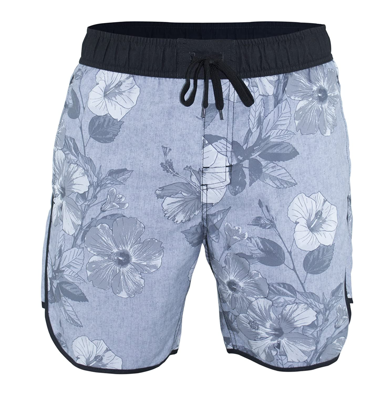 Board Shorts Honest Brand Design Beach Cute Mens Floral Board Shorts For Man Swimsuit Hot Summer Swimmer Short Pants Men Casual Male Short Trousers