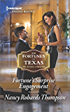 Fortune's Surprise Engagement (The Fortunes of Texas: The Secret Fortunes)