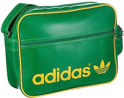 adidas Adicolor Airliner Tasche grün