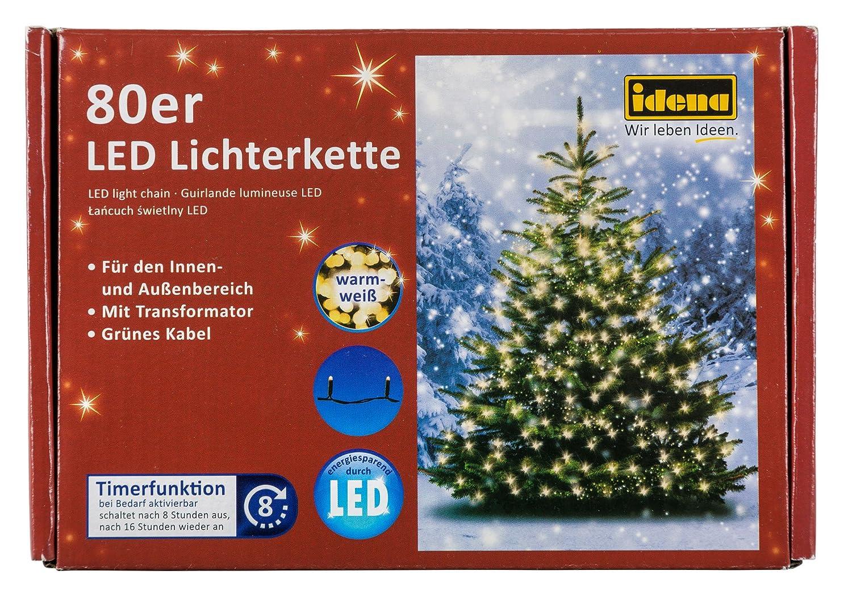 Großzügig Führte Weiße Drahtweihnachtslichter Bilder - Elektrische ...