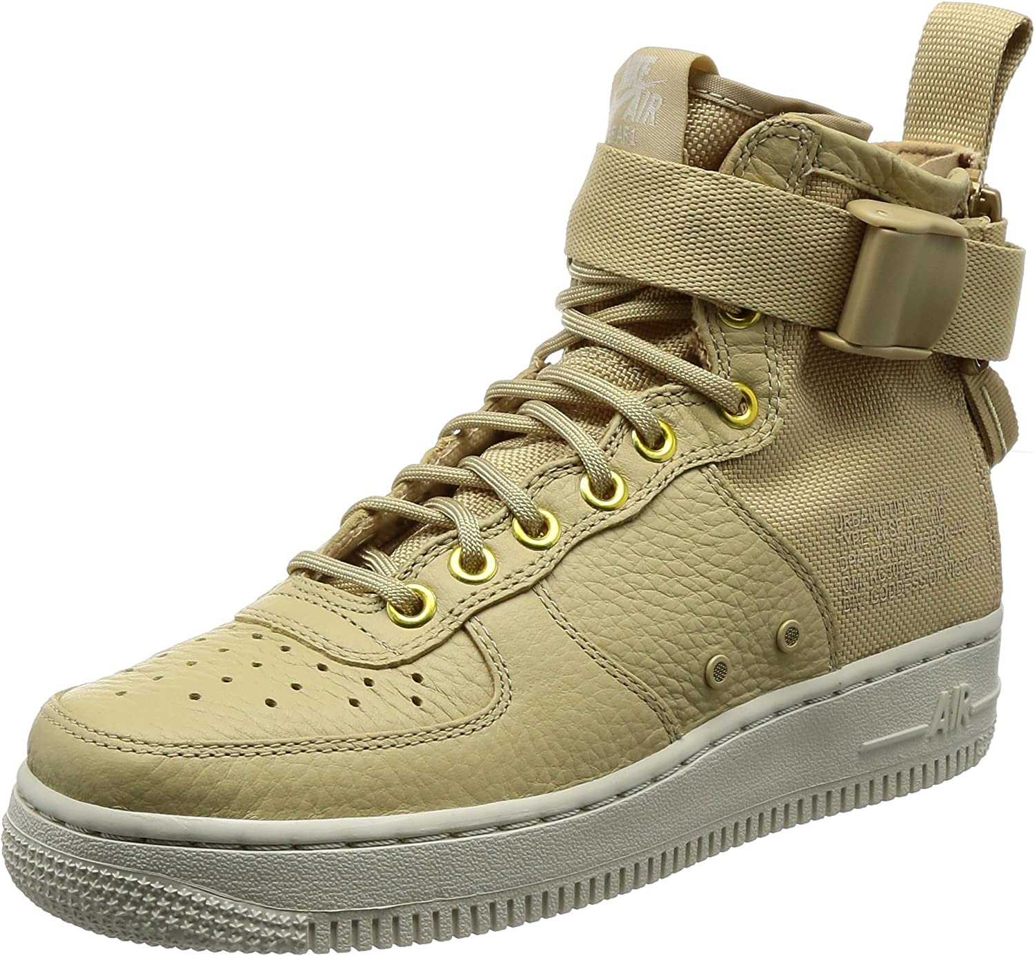 | Nike Sf Air Force 1 Mid Womens Casual Boot (8