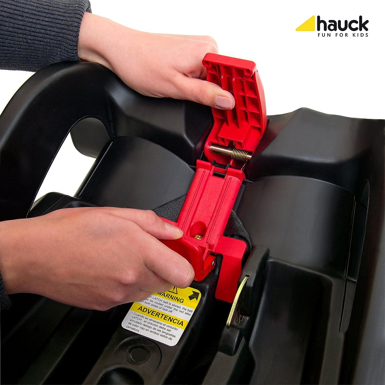 Amazon.com: Hauck ProSafe 35 Base, color negro: Baby