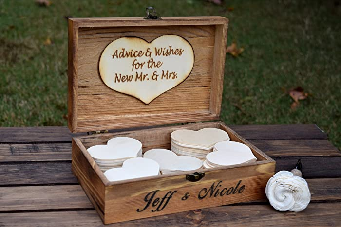 Amazon.com: Personalized Wedding Guest Book Alternative - Wedding ...
