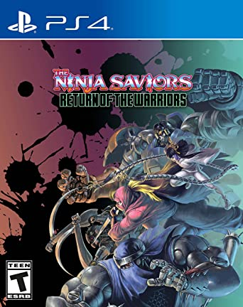 The Ninja Saviors Return of the Warriors for PlayStation 4 ...
