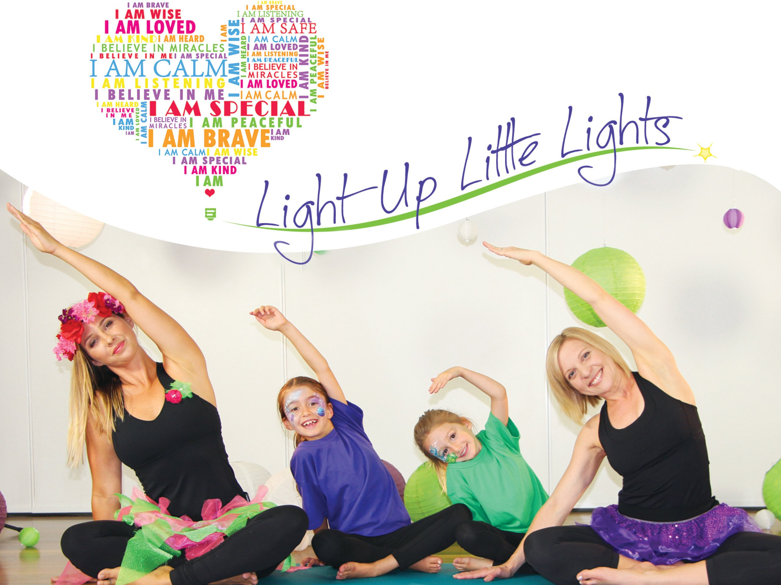 Watch Light Up Little Lights - Tween Yoga (Chakras Series ...
