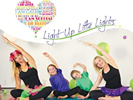 Watch Light Up Little Lights: Kids Yoga (Animals Series for ...