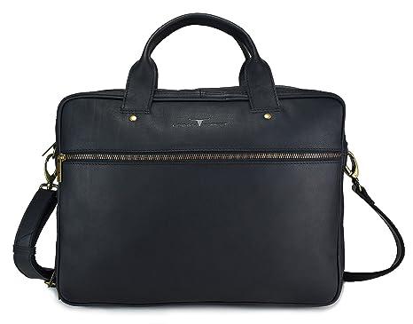 "Joey Urban Forest 14"" Laptop Bag, Black Messenger & Sling Bags at amazon"