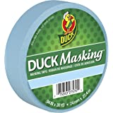 Duck Masking 240881 Light Blue Color Masking Tape.94-Inch by 30 Yards